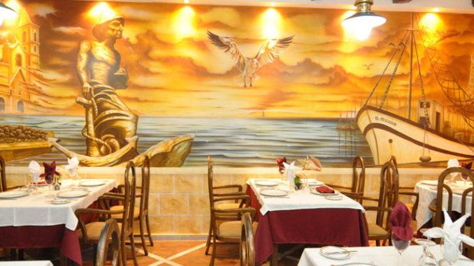 Restaurante El Pescador en Torrevieja
