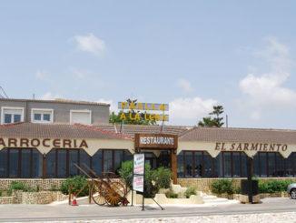 Arroceria El Sarmiento Orihuela Costa