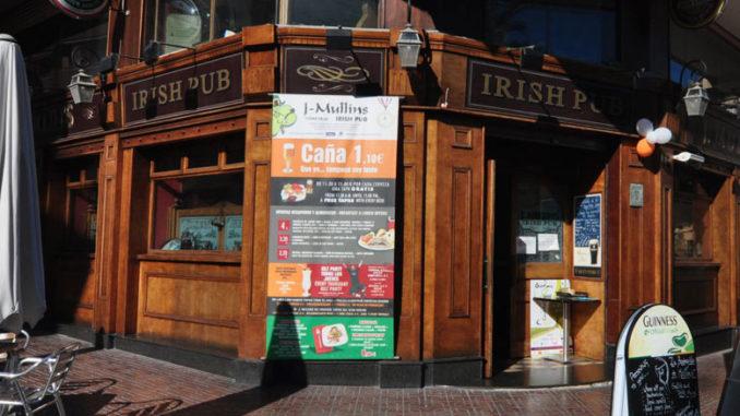 J Mulllins Irish Pub Torrevieja