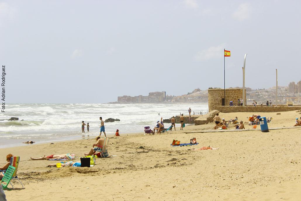 Playa De La Mata La Mejor Playa De Torrevieja