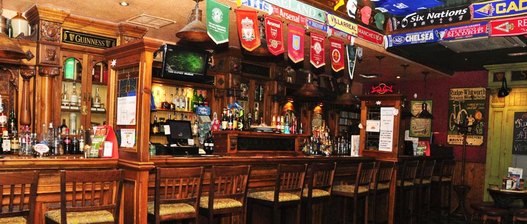 Shannon Irish Pub Torrevieja Urbanización Las Torretas