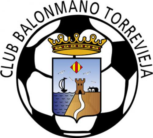 Escudo oficial balonmano Torrevieja