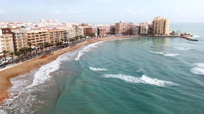 fotografia-aerea-de-torreviejacom-playa-del-cura