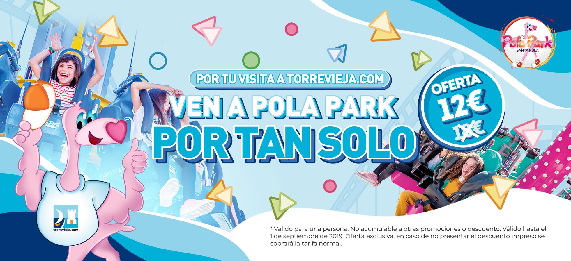 5b555c8d7fc1 Pola Park parque de atracciones – Torrevieja.com portal de turismo