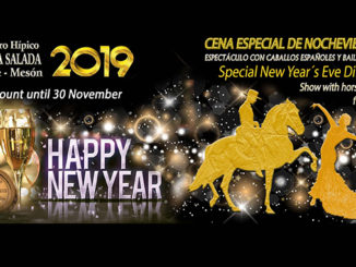 Cena de nochevieja 2018 en Torrevieja
