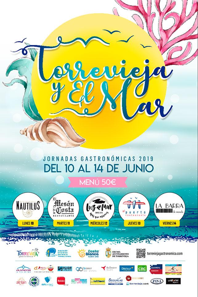 Jornadas Gastronomicas Torrevieja y el Mar 2019Jornadas Gastronomicas Torrevieja y el Mar 2019