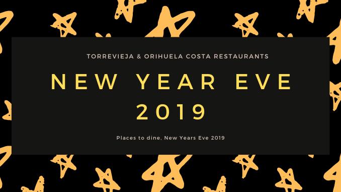 New Year S Eve 2019 Torrevieja Com Portal De Turismo