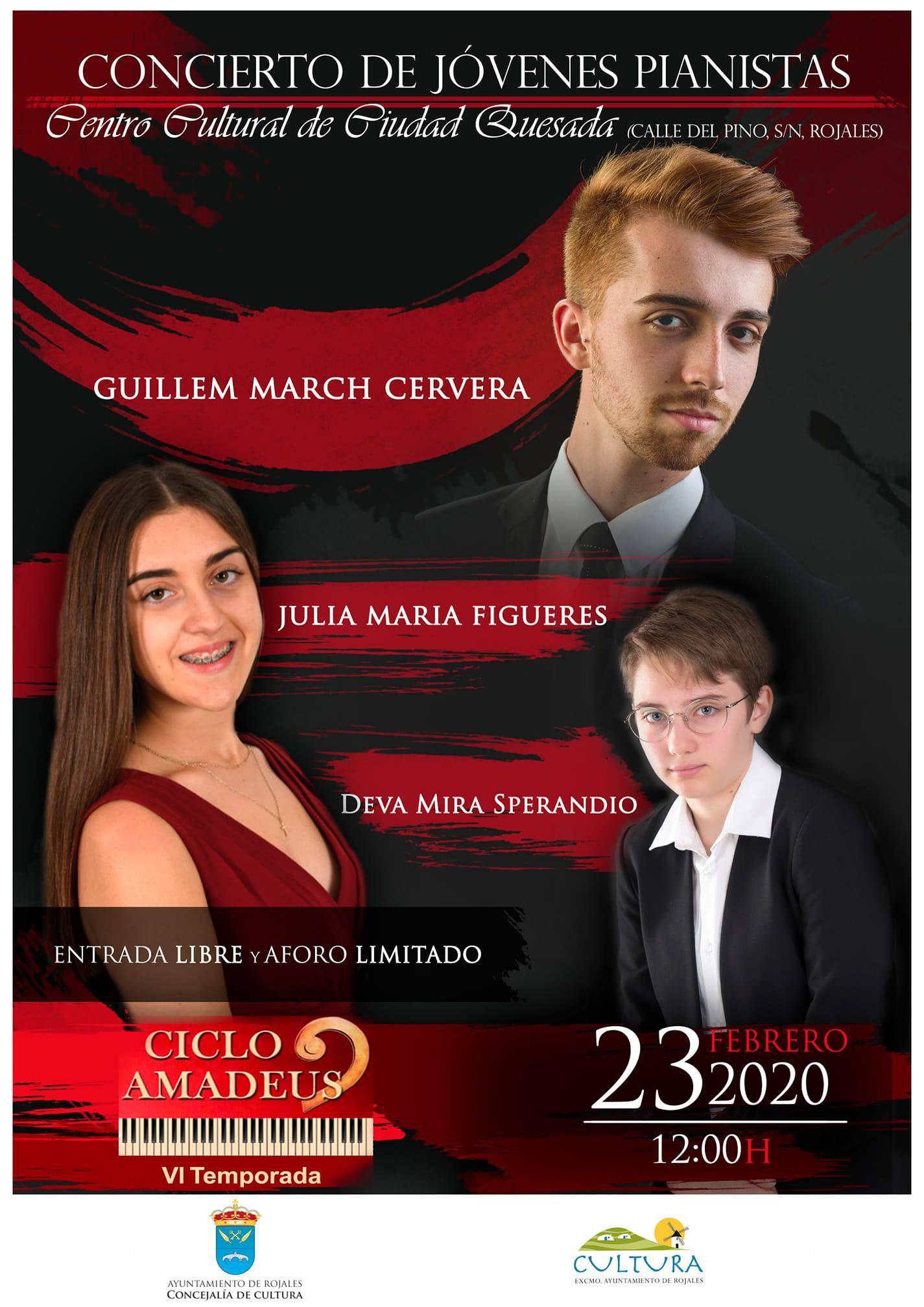 Concierto de piano jovenes Rojales 2020 2