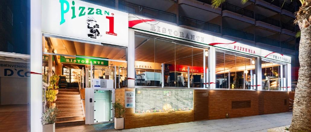 Pizza restaurant n1 Torrevieja 1