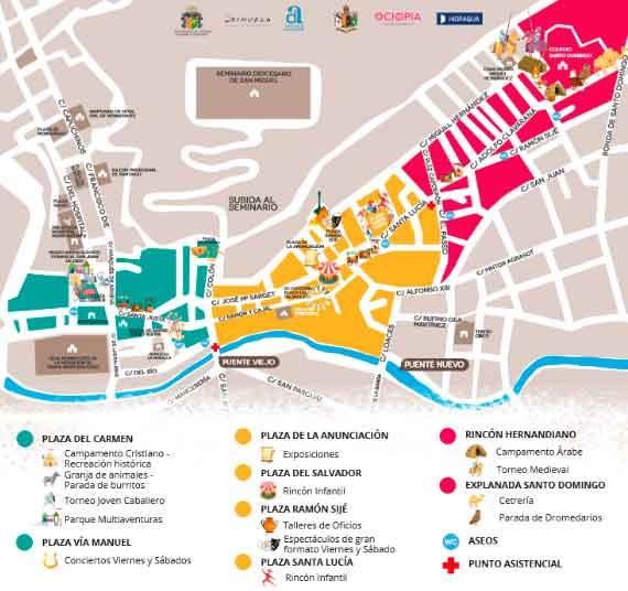 mapa-mercado-medieval-de-Orihuela-2020