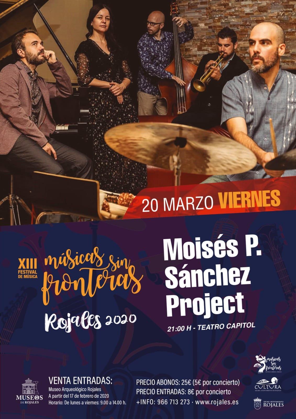 musicas sin fronteras 2020 rojales Moises Sanchez Proyect 2