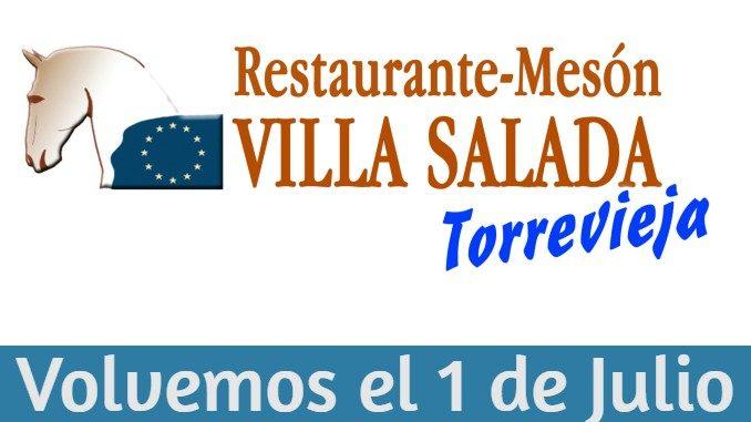 restaurante Villasalada Torrevieja