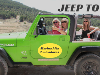 Jeep Tour Marina Alta what to do in torrevieja