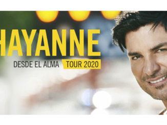 venta-de-entradas-chayanne-tour-2020-Murcia-torreviejacom