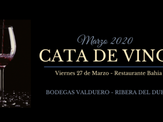 cata de vinos wine tasting Bahia Restaurant Torrevieja March 2020 ESP 2