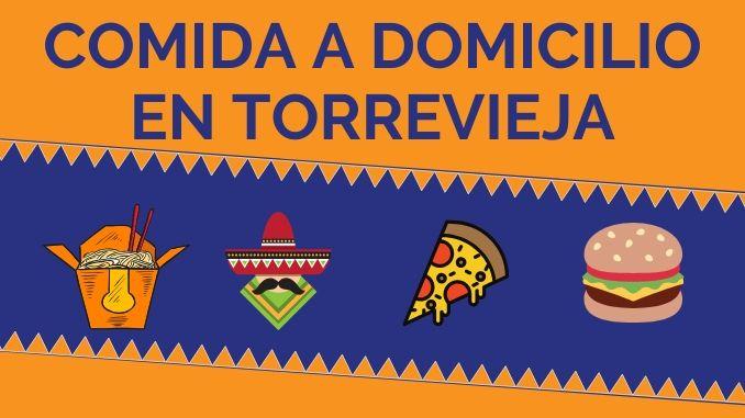 Comida a domicilio Torrevieja