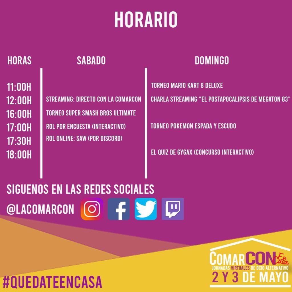 Comarcon 2020 Torrevieja
