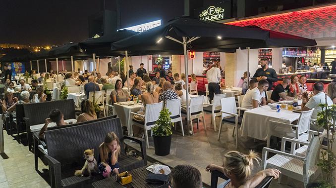 restaurante La Fusion