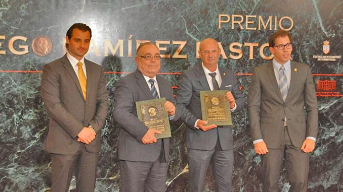 """Sociedad Musical """"Ciudad de Torrevieja, Los Salerosos"""" - Premio Diego Ramirez Pastor"""