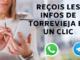 REÇOIS LES INFOS DE TORREVIEJA EN UN CLIC