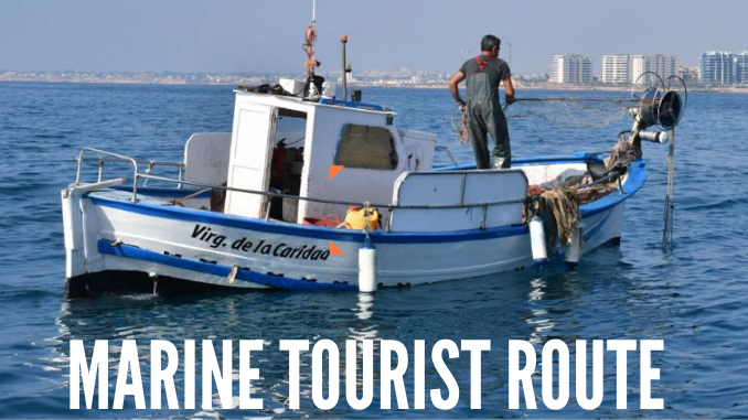 Marine Tourist Route Torrevieja