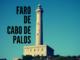 Faro de cabo de palos desde Torrevieja
