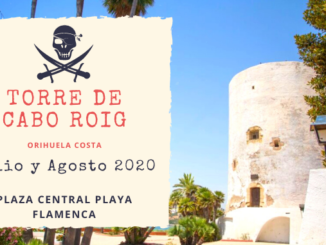 tour de cabo roig Orihuela Costa théâtre playa flamenca Torrevieja