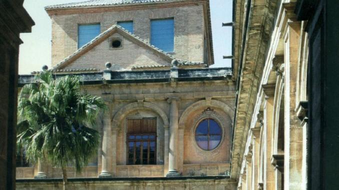 yö turisti vierailu orihuela diocesan college Santo Domingo