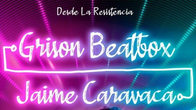 Grison beatbox y Jaime Caravaca en Torrevieja