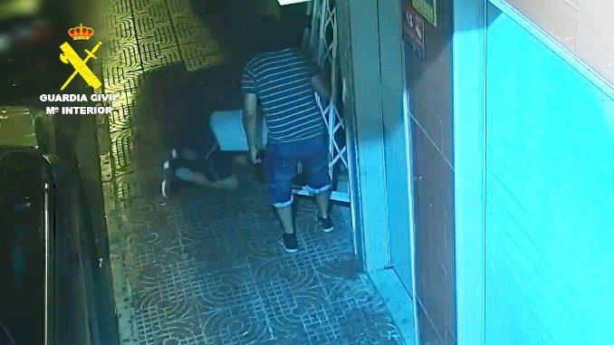 oleada de robos en Torrevieja 1