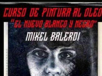 curso de pintura al oleo en Torrevieja Mikel Balerdi