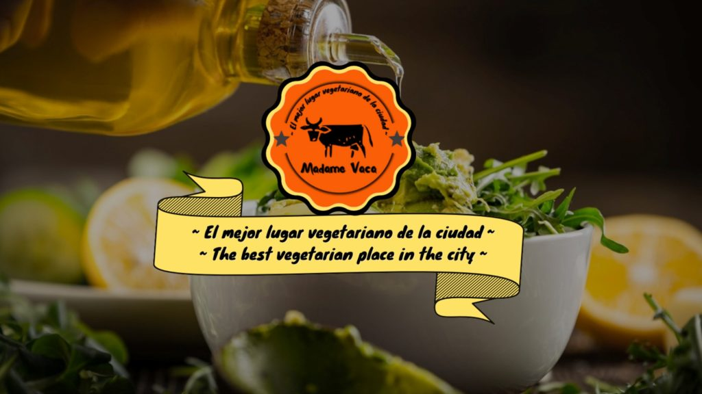 restaurante vegetariano Torrevieja madame Vaca