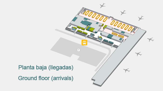 Alicante_Airport_Torrevieja_Bus_Stop-arrivals-llegadas