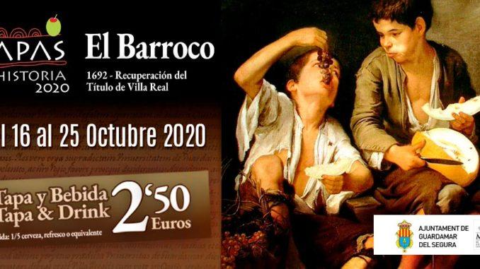 Guardamar tapas route 2020