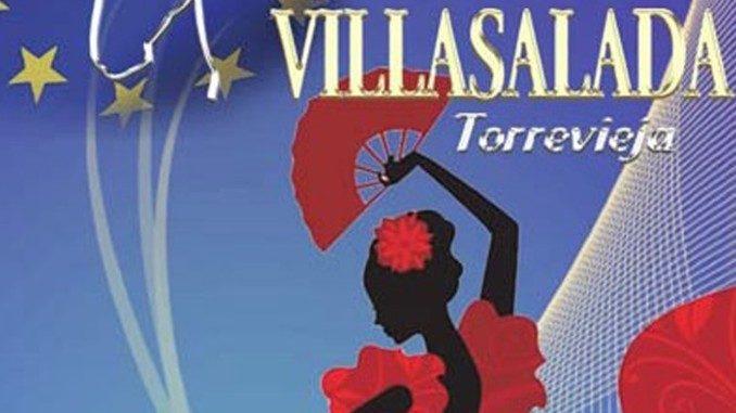 cena con espectaculo flamenco en Villasalada torreviejacom