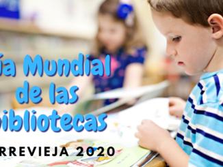 día Mundial de las bibliotecas torrevieja 2020