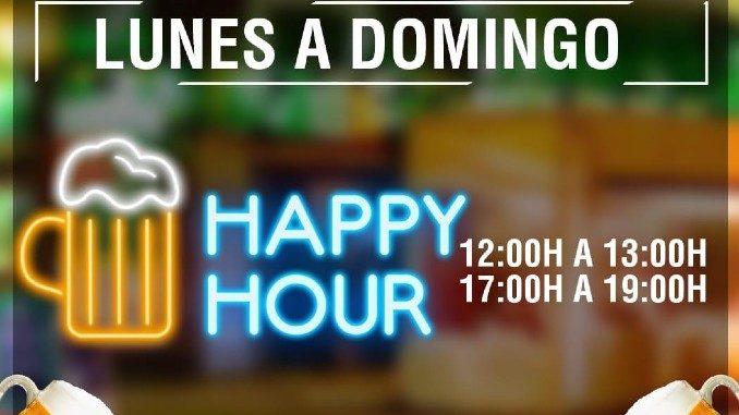 happy hour JMullins Torrevieja beer