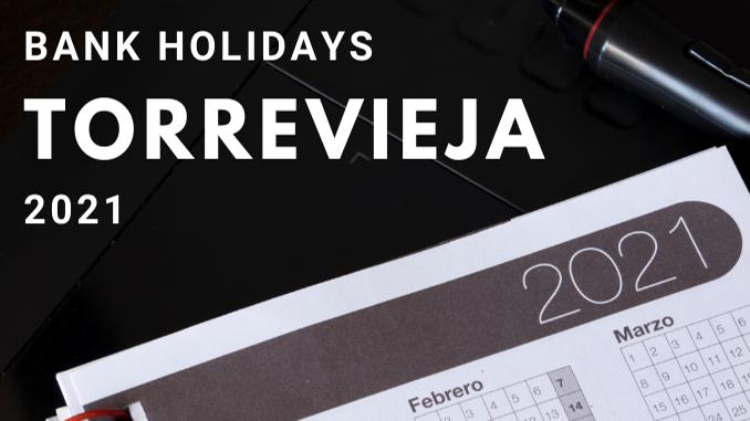 Torrevieja Bank Holidays 2021 678