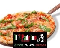 comida a domicilio en Torrevieja pizzeria restaurante il Padrino