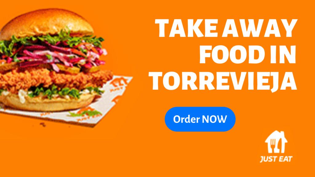 take away food Torrevieja