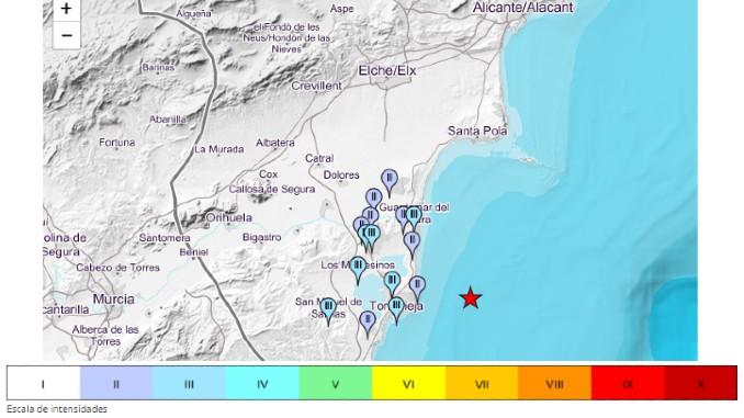 terremoto torrevieja 1 de noviembre 2020
