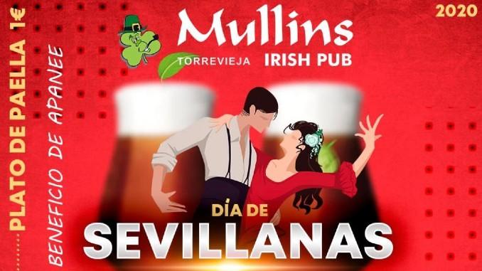 día de sevillanas j mullins irish pub torrevieja