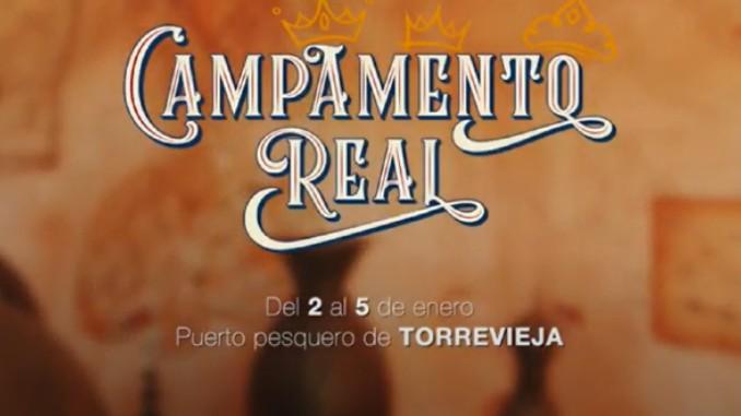 Campamento Reyes Magos Torrevieja 2021