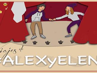 Los viajes de alex y elena teatro municipal de Torrevieja