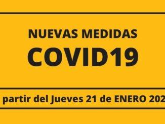 NUEVAS MEDIDAS Covid 19 Torreviejacom