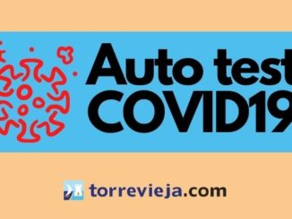 Auto test covid 19 torrevieja
