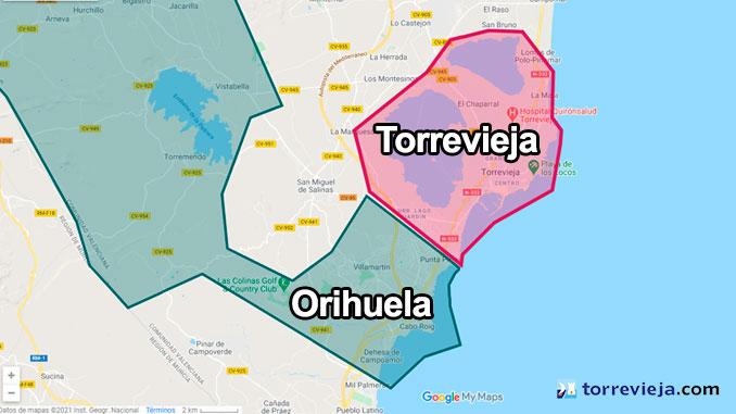 границы-муниципалитетов-Торревьехи-и-Ориуэла