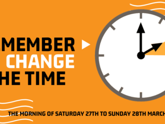At 2am on Sunday 27th March 2021 the clocks go forward one hour making it 3am, so Sunday only has 23 hours.