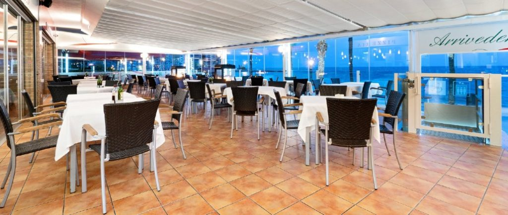 restaurante pizzeria N1 Torrevieja