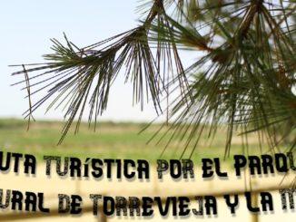 Ruta turística familiar por el Parque Natural de Torrevieja y La Mata